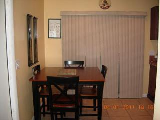 2/2 furnished house for rent.  Avail. April 1. 15 days Min. Rental