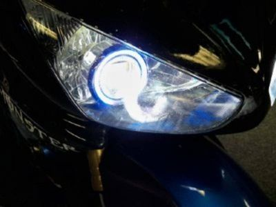 Motorcycle Bi-Xenon HID PROJECTOR Kit - Retro Fit Conversion Kit