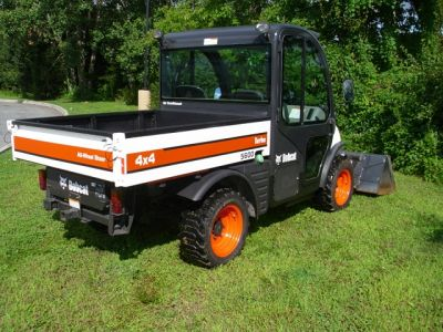 2006 Bobcat Toolcat 5600 Turbo High Flow 4X4