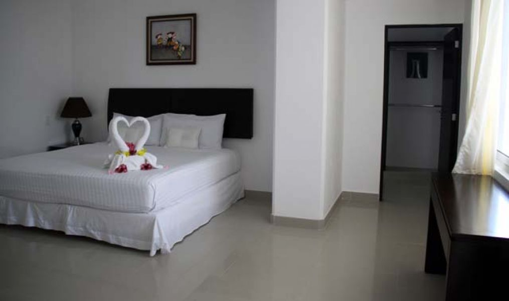 Cancun new 2 B.R. furnished apartment / Day, Wk. Month