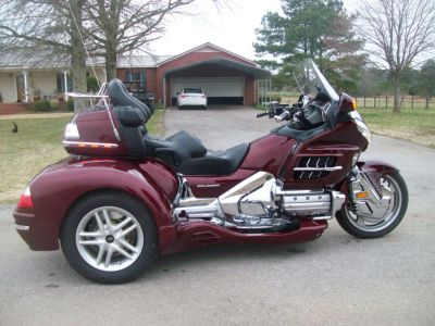 2008 Honda Goldwing California Sidecar Trike