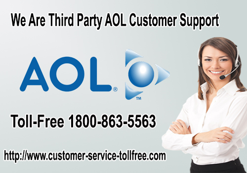 AOL Customer Service 180-863-5563 Phone Number