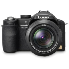 Panasonic Lumix DMC-FZ30K 8MP Digital Camera with 12x Image Stabilized Optical Zoom
