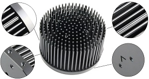Which company is the professional heat sink manufacturer?
