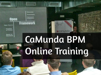 Camunda BPM Online Training