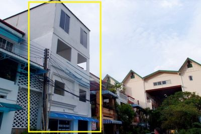Thailand Pattaya Jomtien Beach 11 Room Guesthouse for Sale