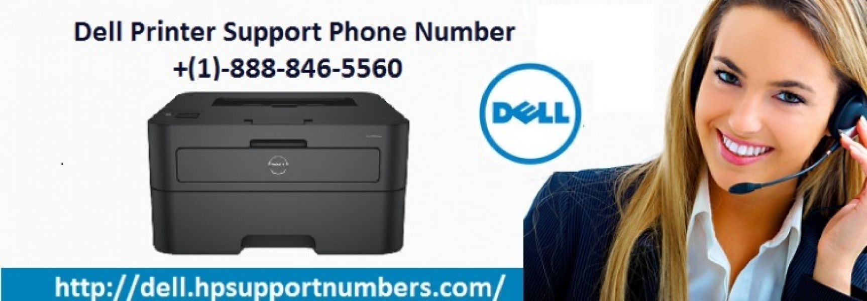 Dell Printer Tech Support Phone Number | +(1)-888-846-5560