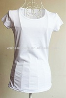 Ladies blank T shirt