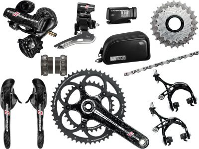 FOR SALE Campagnolo Super Record EPS 11 speed road groupset .......$1,700 usd