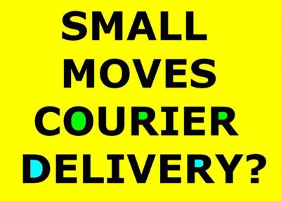 SMALL MOVES-COURIER SERVICE-FLAT@-PAYLESS-416-732-9110