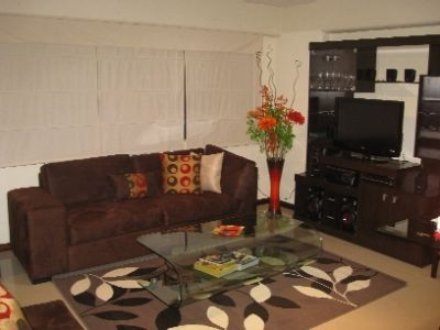 Fully furnished apartment, ideal for tourists or executives