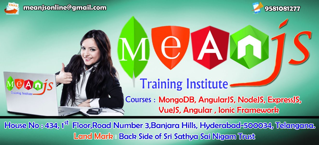 Best Mean stack training in Hyderabad for freshers