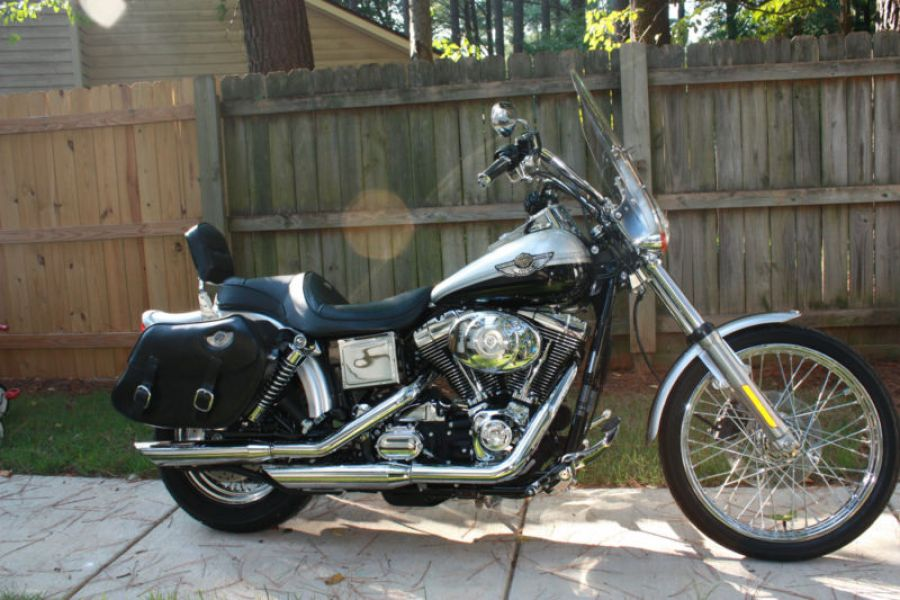 2003 Harley Davidson Dyna For Sale