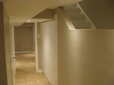 Renovation Company Toronto - Painting Contractors - Basement