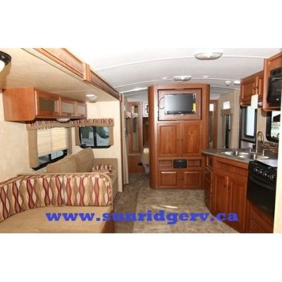 2013 Radiance 31DSBH,Travel Trailer - $31,995.00
