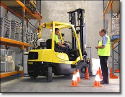 how to get a forklift license in vancouver