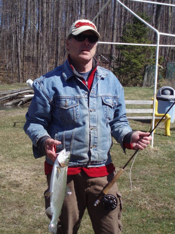 Learn Fly Fishing at Murrays Fly Fishing School