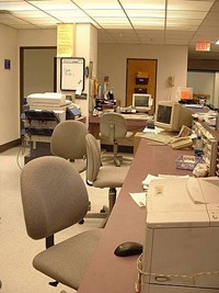 Become A Hospital Ward Clerk/receptionist: $22.50/hr
