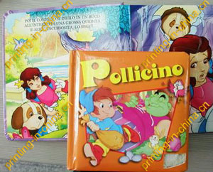 HardCover Book Printing|Children's Book Printing in China